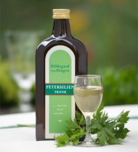 Petersilien-Honig-Trank